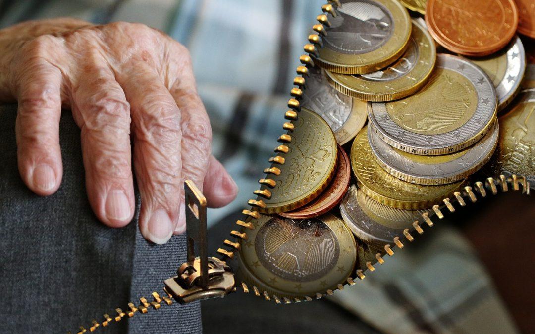 Bleibt die Rente auch in der Krise sicher? Ja und Nein.