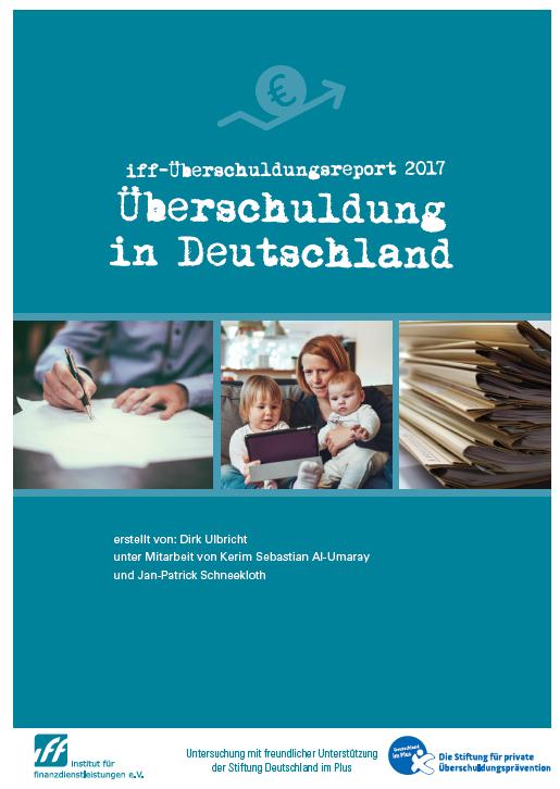 iff-Überschuldungsreport 2017