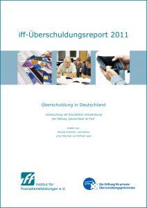 iff-Überschuldungsreport 2011