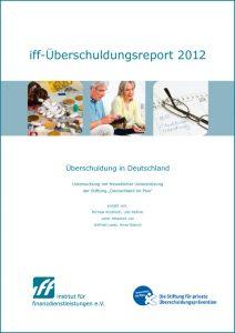 iff-Überschuldungsreport 2012