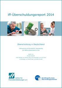 iff-Überschuldungsreport 2014