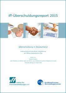 iff-Überschuldungsreport 2015