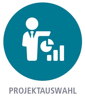 Projektauswahl