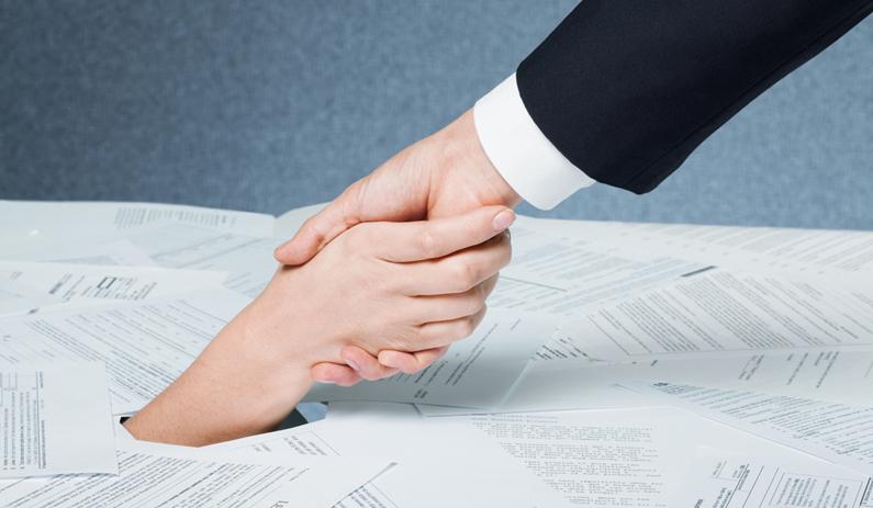 Corona-Soforthilfe muss beim Schuldner ankommen