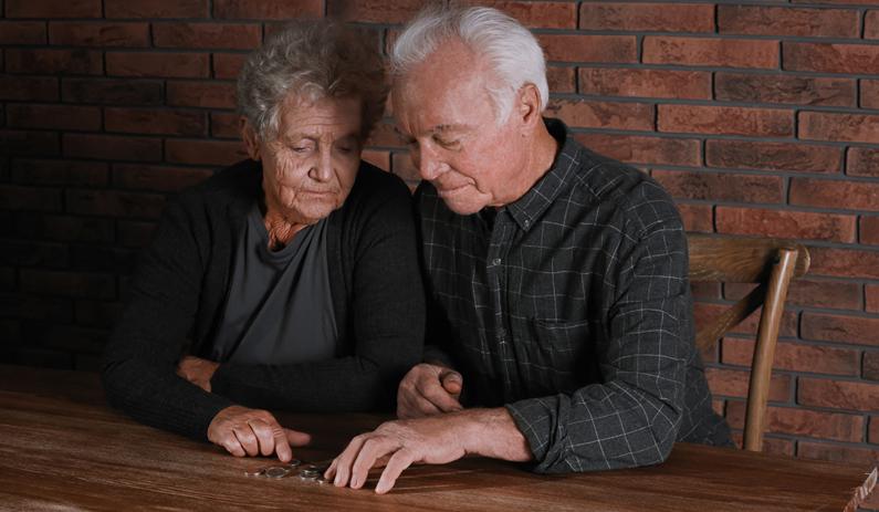 iff-Überschuldungsradar 2020/19 – Schuldnerberatung für ältere Menschen