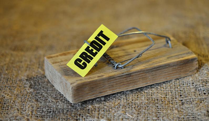 Verschuldungsrisiko Blitzkredite